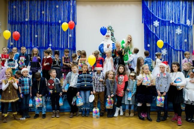 Дитячі свята до Дня святого Миколая