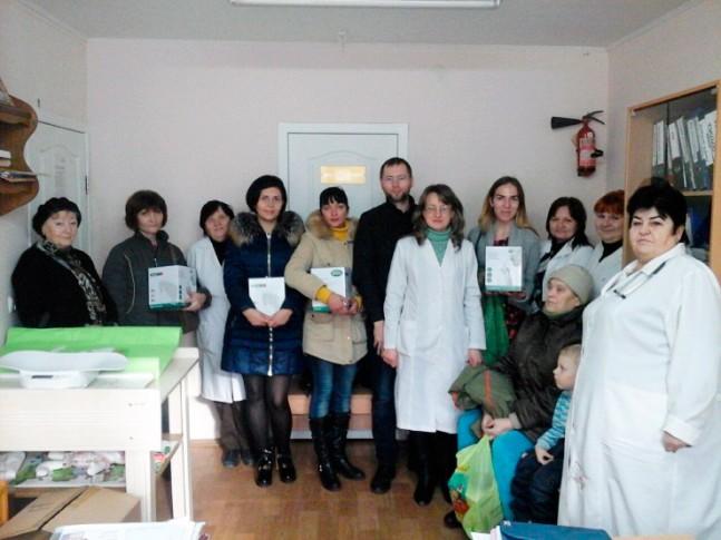 Новогодние поздравления от сотрудников компании «Юрия-Фарм» тем, кому они особенно нужны