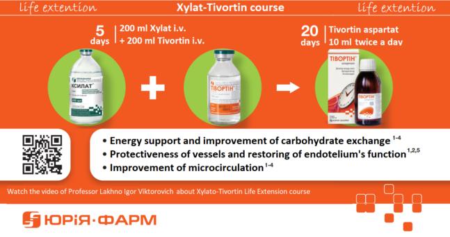 Xylat-Tivortin course Life Extension