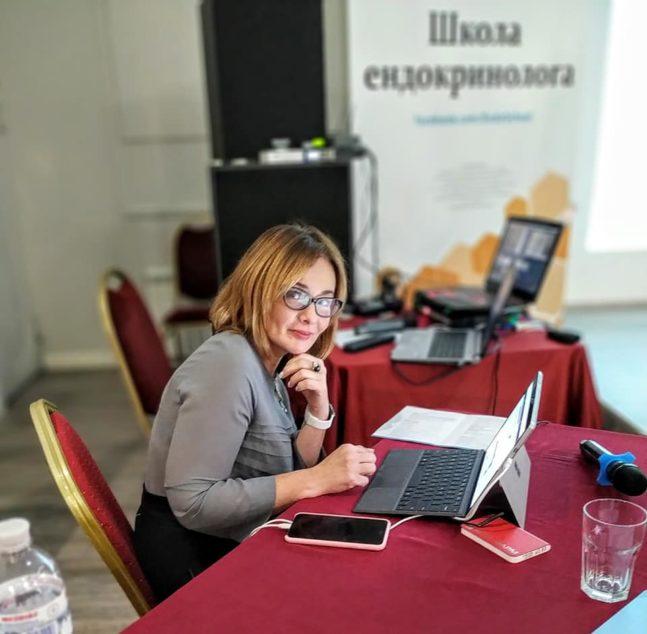 Тівортін Школа Ендокринолога Соколова Галушко ЗУ 2019