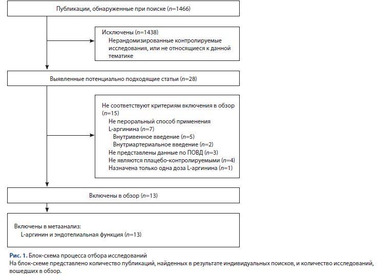 2011 Y.Bai метаанализ L-аргинин_РИС1